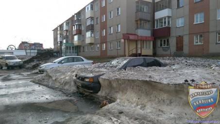 Весна в Петропавловске-Камчатском