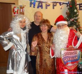 Дед Мороз и Снегурочка в гостях ...