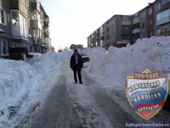 Зима...начало апреля 2012...