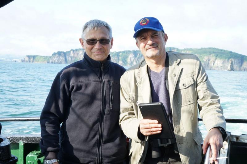 Адвокаты Игорь Копытов и Евгений Длужевский