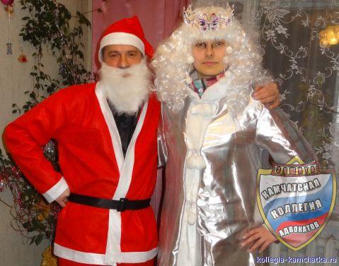 Помощники Деда Мороза... 2013 год...
