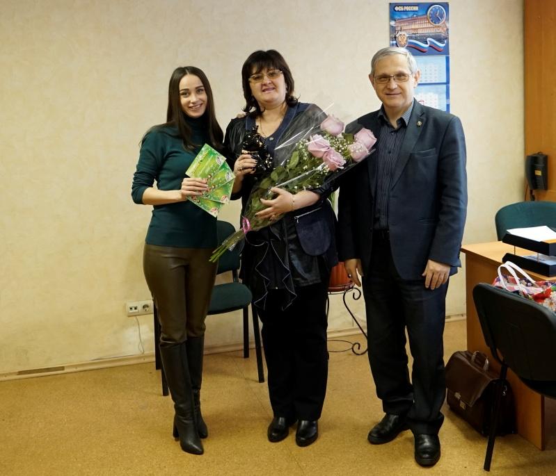 23 января 2018 года. День рождения адвоката Екатерины Казьмировой