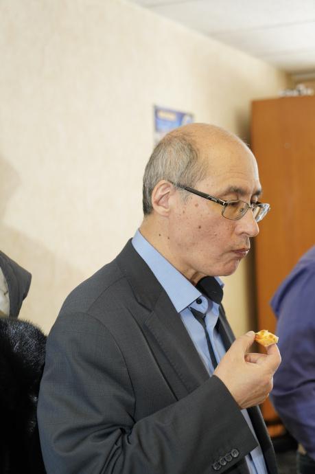 5 марта 2021 года. Адвокат Сергей Скоробач...