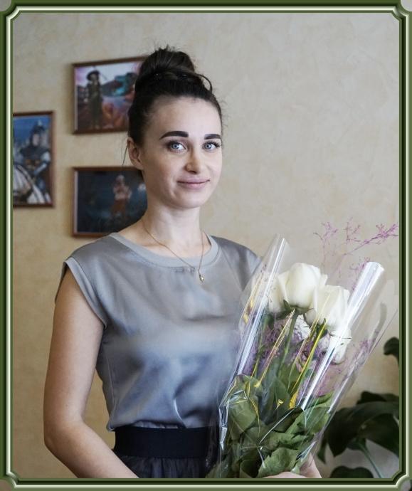 30 марта 2018 года. Элаина Изергина. С Днем рождения
