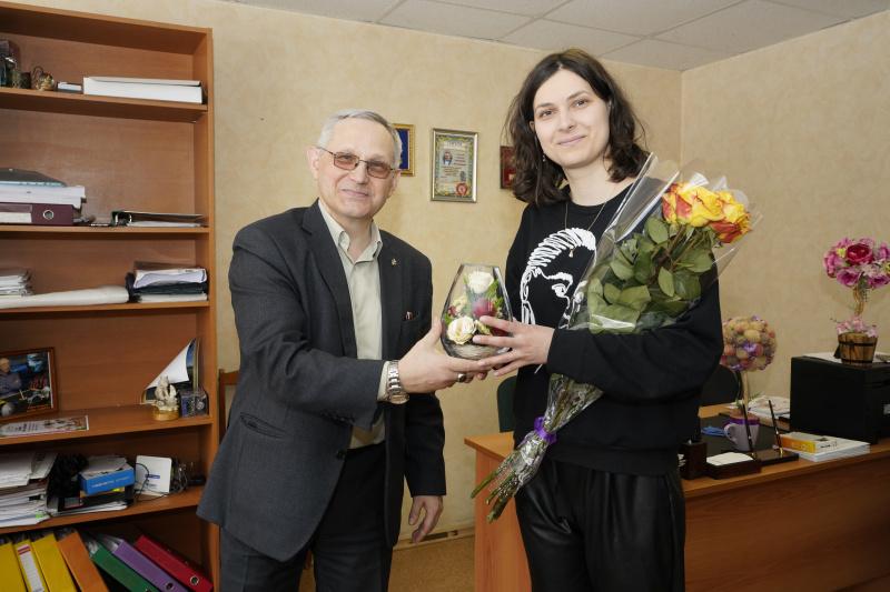 5 марта 2021 года. Поздравляем адвоката Светлану Копытову