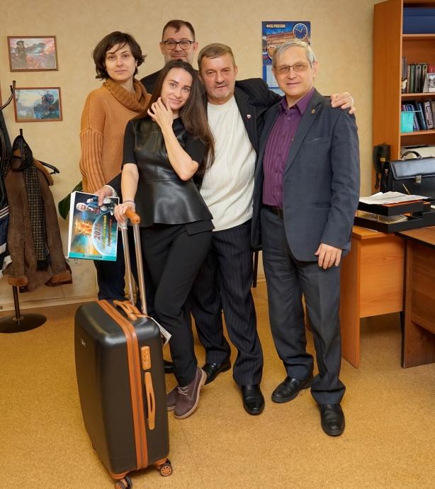 29 ноября 2018 года. Поздравление Евгения Длужевского с днем рождения