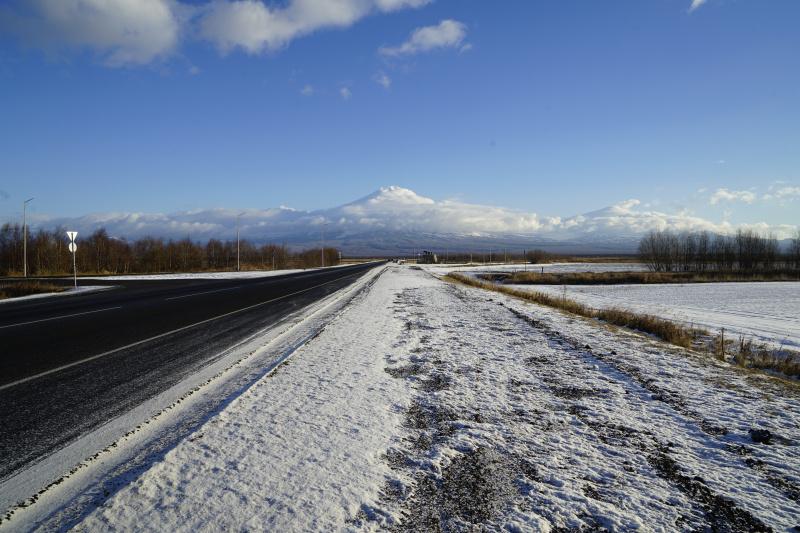 Дорога в Петропавловск-Камчатский