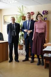 15 октября 2018 года. Поздравление адвоката Кирилла Сиятелева с днем рождения.