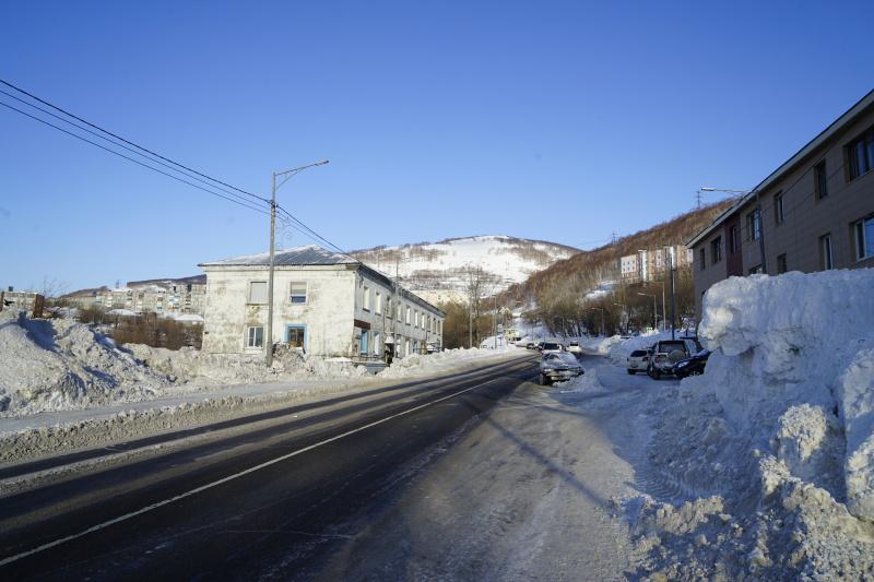 Петропавловское шоссе