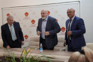Руководители Федеральной палаты адвокатов России посетили Камчатку