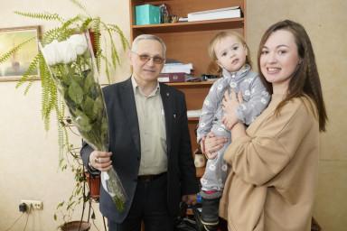 5 марта 2021 года. Поздравляем адвоката Кристину Ус (справа)