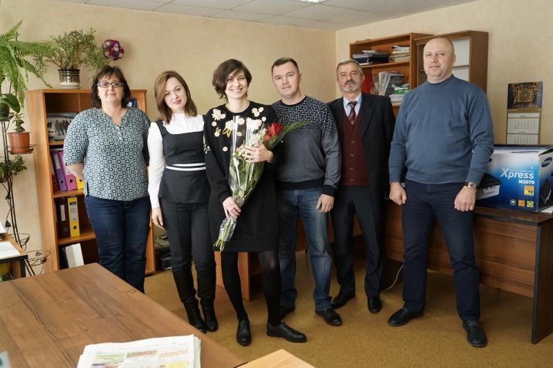 2 сентября 2017 года. День рождения адвоката Светланы Копытовой