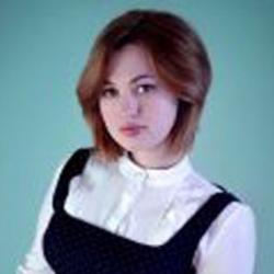 Ус Кристина Валерьевна